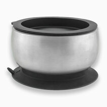 Stainless Steel Suction Baby Bowl by Avanchy