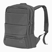 Apollo-BP Dual-Pockets Urban Backpack with Multiple Compartments by Promate