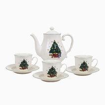 Ti's The Season 14-piece Tea Set by Claytan