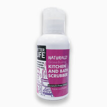 Kitchen and Bath Scrubber - Unscented (60ml) by Better Life