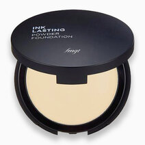 Ink Lasting Powder Foundation  by The Face Shop
