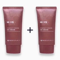Perfect Cover BB Cream 40mL (Buy 1, Take 1) by Face Republic