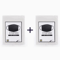 Disposable Filter Pads (100 Pcs.) (Buy 1, Take 1) by TRVLR