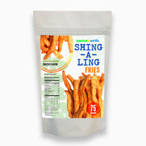Shing-a-ling fortified with Moringa - Cheese (75g) by M2 Malunggay