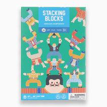 Stacking Blocks - Hercules Championship by Joan Miro