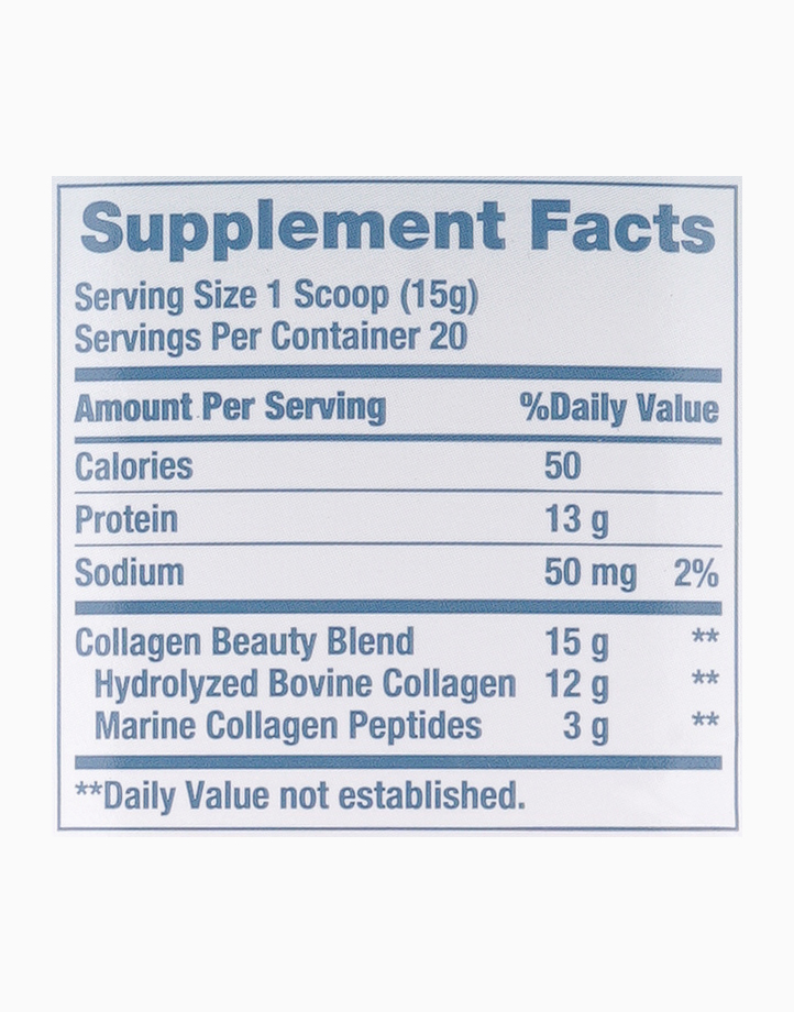 Collagen Beauty Blend - Unflavored (10.5oz / 300g) by Nature's Bounty