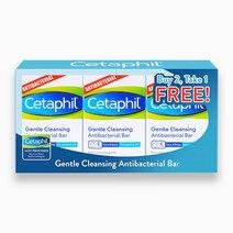 Antibacterial Bar 127g - Buy 2, Take 1 Free by Cetaphil
