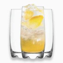 Adora 3-Piece Hi-Ball Glass Tumbler Set (13 1/4 oz) by Lav
