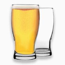 Belek 2-Piece Beer Glass Tumbler Set (19 1/2 oz) by Lav