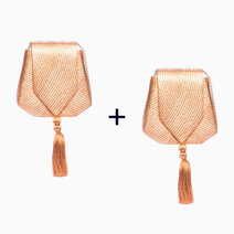 Bronze Glory Shoulder bag (Buy 1, Take 1)  by Habi Home