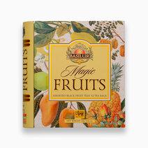 Magic Fruits Assorted Black Fruit Teas (32 bags) by Basilur