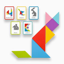 Tangram Play by Tooky Toy