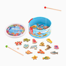 Fishing Game Tub by Tooky Toy