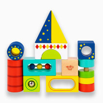 Multifunction Block by Tooky Toy