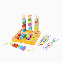 Maze Bead Game Box by Tooky Toy
