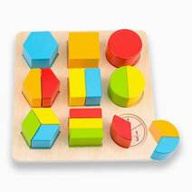 Block Puzzle - Shapes by Tooky Toy