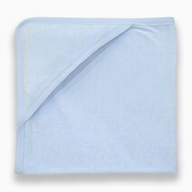 Terry Hooded Towel (Pastel) by Cotton Stuff