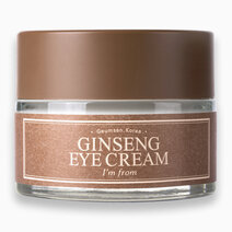 Ginseng Eye Cream by I'm From