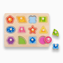 Wooden Puzzle Set by Tooky Toy