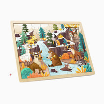 Exploration Puzzle by Tooky Toy