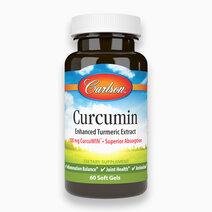 Curcumin Enhanced Turmeric Extract, 500mg CuruWIN for Superior Absorption, 60 Softgels by Carlson
