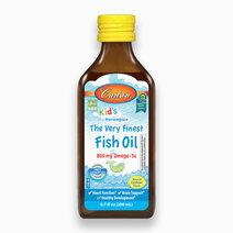 Kid's The Very Finest Fish Oil Lemon Lemon Flavor (200ml) by Carlson