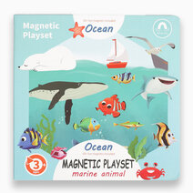 Create-a-Scene Magnetic Play Set by Kidz and Co.