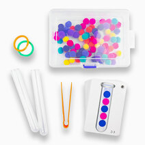 Pompoms Pattern Cognition Set by Kidz and Co.
