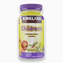 Children's Complete Multivitamin (160 Gummies) by Kirkland