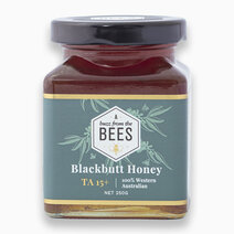 A Buzz From The Bees Blackbutt Honey (250g) by A Buzz From The Bees