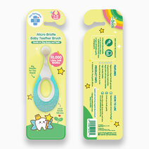 Micro Bristle Baby Teether Brush by Tiny Buds
