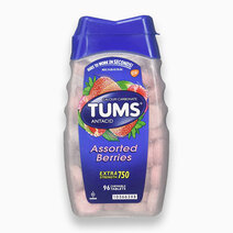 Extra Strength 750 Assorted Berries (96 Tablets) by Tums