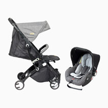 Squizz 3 Stroller with Car Seat (Travel System) by Looping