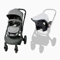 Sydney Stroller with Carseat (Travel System) by Looping