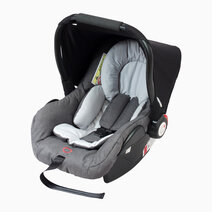 Squizz 0+ Carseat with Adapter by Looping