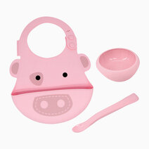 Baby First Feeding Set by Marcus & Marcus