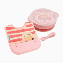 Toddler Self Feeding Set by Marcus & Marcus