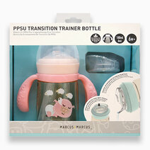 PPSU Transition Trainer Bottle Set by Marcus & Marcus