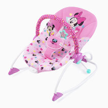 Minnie Stars & Smiles Infant To Toddler Rocker by Bright Starts