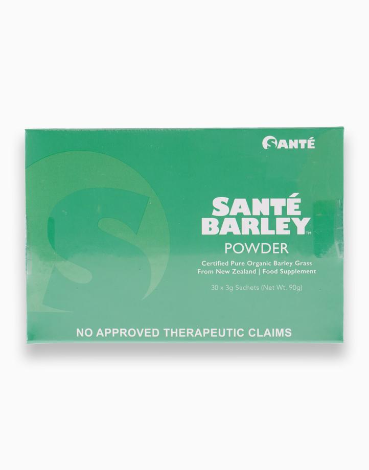 Santé Pure Barley New Zealand (30 Sachets) by Santé Barley