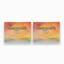 Sodium Ascorbate Vitamin C (562.43mg, Box of 100 capsules) (Buy 1, Take 1) by Core C