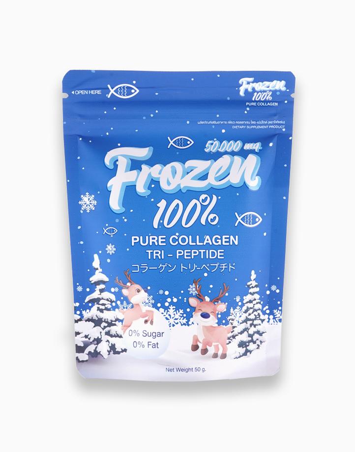 100% Pure Collagen Tri-Peptide Powder (50,000mg) by Gluta Frozen