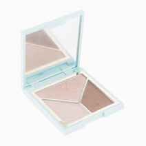 Three Dimensional Trimming Tray (Highlight and Contour Palette) by Hojo Cosmetics