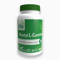 Acetyl L-Carnitine (500mg) by Health Thru Nutrition