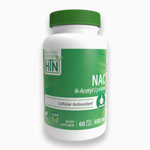 NAC 600 mg N-Acetyl Cysteine, 60 Vegecaps by Health Thru Nutrition