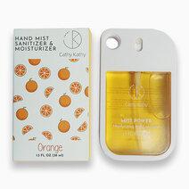 Orange Hand Mist Sanitizer & Moisturizer by CathyKathy PH