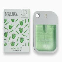 Aloe Vera Hand Mist Sanitizer & Moisturizer by CathyKathy PH
