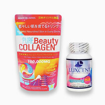Luxcent and Pure Beauty Collagen Bundle by Luxcent