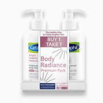 Body Radiance Premium Pack (B1T1) by Cetaphil
