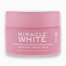 Underarm + Bikini Cream by Miracle White